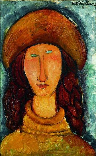 Image result for jeanne hebuterne